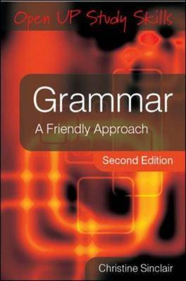 Grammar: A Friendly Approach by Christine Sinclair image