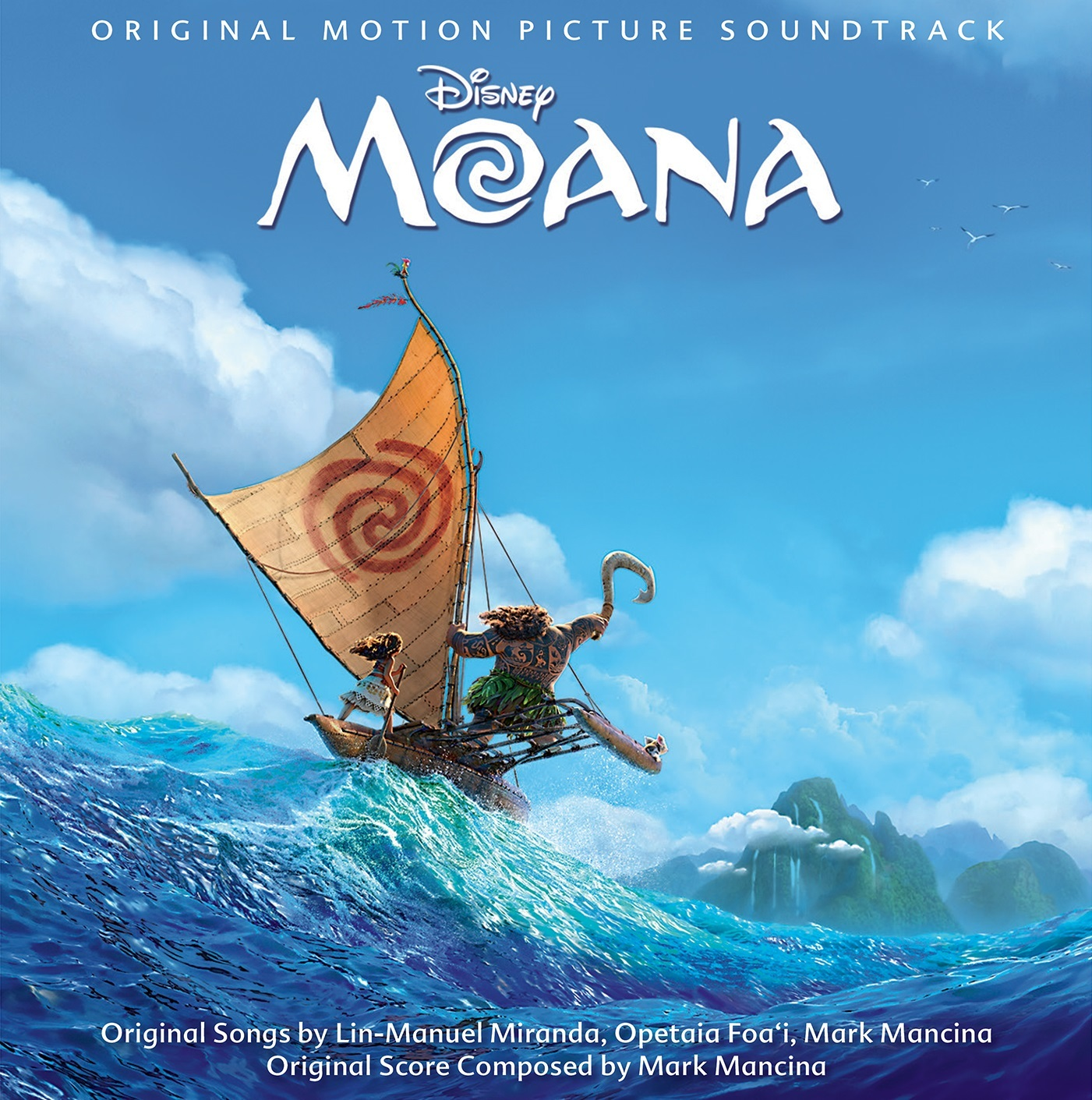 Moana - The Original Motion Picture Soundtrack image