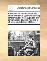 Emblems for Improvement and Entertainment of Youth by Multiple Contributors