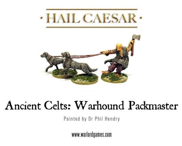 Hail Caesar: Celtic Warhound Pack