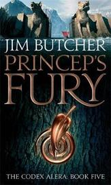 Princep's Fury (Codex Alera #5) by Jim Butcher image