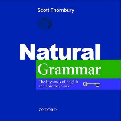 Natural Grammar by Scott Thornbury image