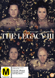 The Legacy - Season 3 on DVD image