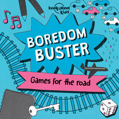 Boredom Buster by Nicola Baxter