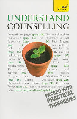 Teach Yourself Understand Counselling by Aileen Milne image