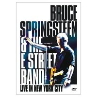 Bruce Springsteen And The E Street Band - Live In New York City DVD