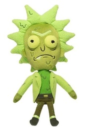Rick and Morty - Toxic Rick SuperCute Plush