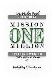 Mission One Million by Merle Gilley image