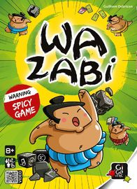 Wazabi - The Spicy Dice Game