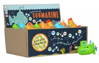Seedling: Expedition Submarine - Wind-Up Toy (Assorted Designs)