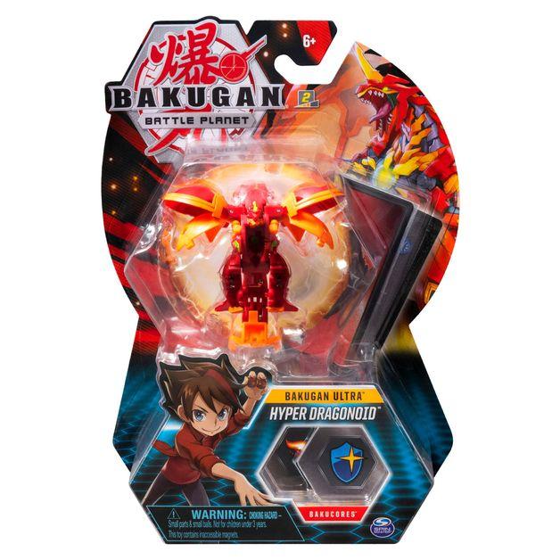 Bakugan: Battle Planet - Core Pack (Hyper Dragonoid)