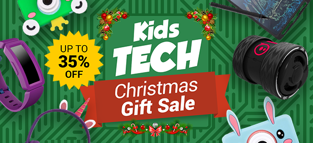 Kids Tech Christmas SALE!