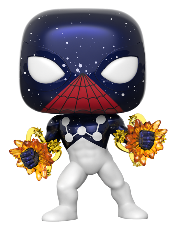 Marvel: Spider-Man (Captain Universe) - Pop! Vinyl Figure