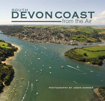 South Devon Coast from the Air by Jason Hawkes image