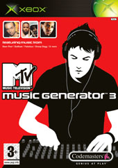 MTV Music Generator 3 for Xbox