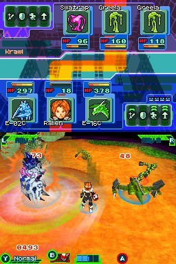 Spectrobes for Nintendo DS image