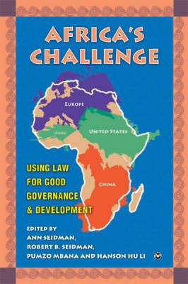 Africa's Challenge