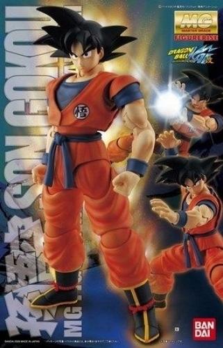 MG 1/8 Dragon Ball Z: Goku - Model Kit