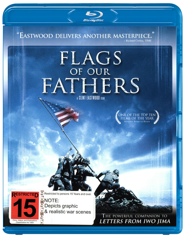 Flags of Our Fathers on Blu-ray