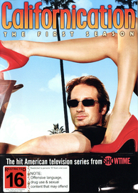 Californication - The 1st Season on DVD