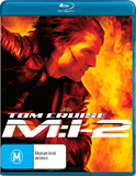 Mission Impossible 2 on Blu-ray