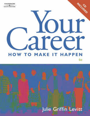 Your Career: How to Make it Happen by J.G. Levitt image
