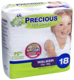 Precious: Eco Nappies - Walker (18 Pack)