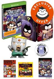 South Park: The Fractured But Whole Super Hero Bundle (Uncut) for Xbox One