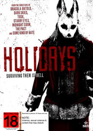 Holidays on DVD