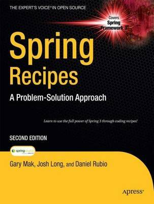 Spring Recipes by Gary Mak image