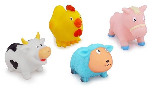 Tolo Toys: Farm - Bath Squirter Set