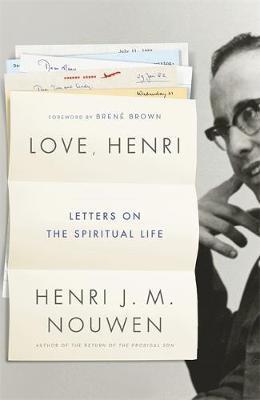 Love, Henri by Henri J.M. Nouwen image