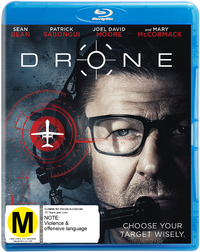 Drone on Blu-ray
