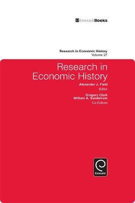 Research in Economic History image