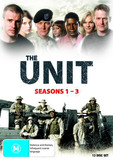 The Unit - Seasons 1-3 Box Set on DVD