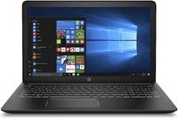 "HP Power Pavilion 15-CB020TX 15.6"" Gaming Laptop, Intel Core i7-7700HQ, 8GB RAM, GTX 1050 4GB."