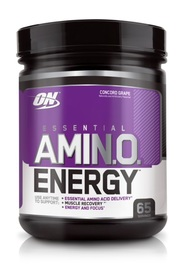 Optimum Nutrition Amino Energy Drink - Concord Grape (585g)
