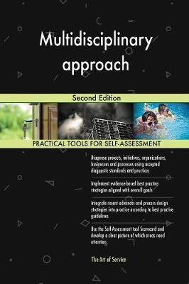 Multidisciplinary Approach Second Edition by Gerardus Blokdyk image