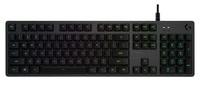 Logitech G512 Carbon RGB Mechanical Gaming Keyboard - Blue for PC
