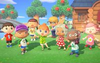 Animal Crossing: New Horizons for Switch