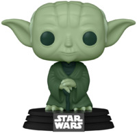 Star Wars: Yoda (Green Tint) - Pop! Vinyl Figure