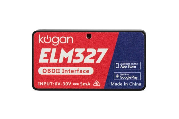 Kogan: ELM327 OBD2 Bluetooth Car Diagnostic Scanner for iOS and Android
