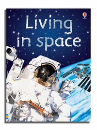 Living In Space by Katie Daynes image