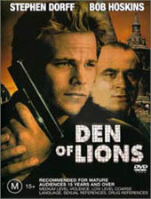Den of Lions on DVD