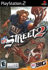 NFL Street 2 for PlayStation 2