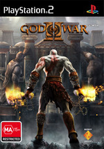 God of War II Limited Edition for PlayStation 2