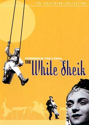 The White Sheik on DVD
