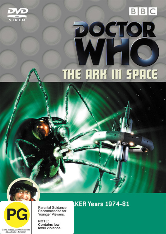 Doctor Who : The Ark in Space on DVD