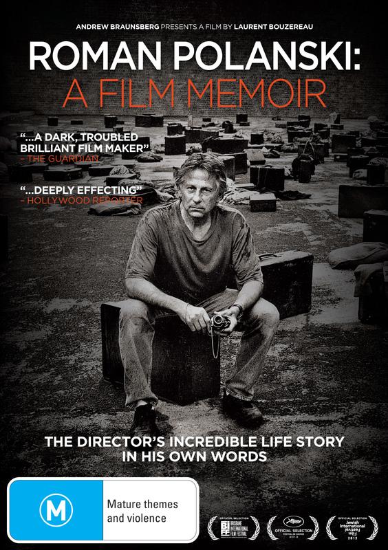 Roman Polanski: A Film Memoir on DVD