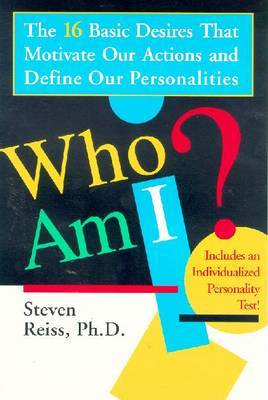 Who am I by Steven Reiss image